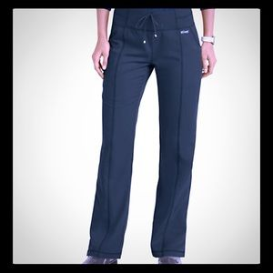 Grey's Anatomy steel scrub pants